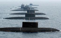 """Myanmar gây """"sốc"""" ở Đông Nam Á: Lặng lẽ mua tàu ngầm Kilo - Bất ngờ danh tính người bán!"""