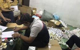 Bắt 2 lãnh đạo công ty dược cầm đầu đường dây làm thuốc giả ở Sài Gòn