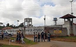 Lộ cảnh bạo lực man rợ trong cuộc bạo loạn nhà tù ở Brazil