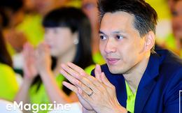 Trần Hùng Huy: Vị Chủ tịch ngân hàng đặc biệt nhất Việt Nam