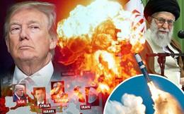 Vì sao Mỹ không dám đi đến chiến tranh tổng lực với Iran?