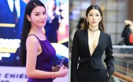 Diễn viên Lương Giang đọ sắc với Á hậu Yan My