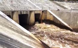 Xả đập nước Ngàn Trươi, nguy cơ ô nhiễm 4 sông