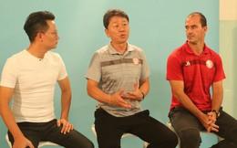 HLV Chung Hae Soung: 'Ở HAGL, tôi không phải là người quyết định chuyên môn'