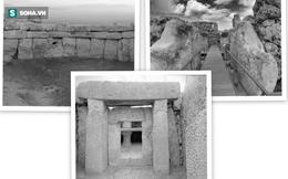 Bí ẩn công trình cự thạch khổng lồ trên Trái Đất, thách thức nhà khoa học hàng thế kỷ