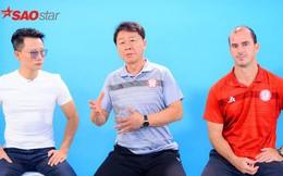 HLV Chung Hae Soung: Cầu thủ Việt Nam xuất ngoại chỉ dự bị thì nên đá V.League