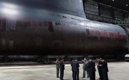 """Báo Nhật: Mỹ cứ """"kê cao gối mà ngủ"""" vì Triều Tiên đã tiết lộ 1 chi tiết về tàu ngầm mới nhất"""