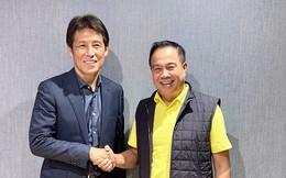"""Báo Trung Quốc: Cử HLV đến cứu viện Thái Lan là màn """"nuôi sói"""" của Nhật Bản"""