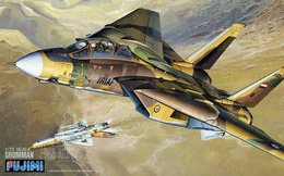 """Tại sao Mỹ lo sợ và phải tìm mọi cách """"truy cùng diệt tận"""" F-14 Iran nếu chiến tranh?"""