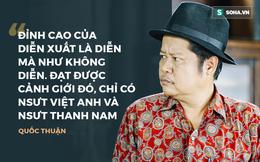 Quốc Thuận tiết lộ chuyện khó tin về con người danh hài Thanh Nam