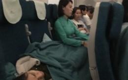 Chuyện cảm động trên chuyến bay