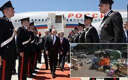 """Thành Rome ngập rác: Ông Putin bỗng dưng trở thành """"vị cứu tinh"""" bất đắc dĩ ở Italia?"""