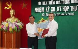 Ủy viên Ủy ban Kiểm tra Trung ương làm Phó Bí thư Tỉnh ủy Hà Tĩnh