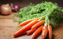 Cà rốt: Những lợi ích sức khỏe bất ngờ và rủi ro ít người biết