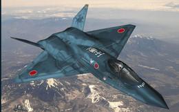 """""""Bại binh"""" trước F-22 có phục hận, trở thành máy bay tàng hình F-3 của Nhật?"""