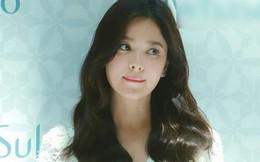 Sau lời xác nhận ly hôn, đây là câu nói đầu tiên của Song Hye Kyo khi đứng trước công chúng