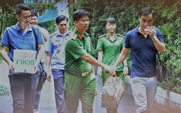 Di lý bị can Lê Tấn Hùng ra Hà Nội, tạm giam 4 tháng