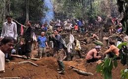 Người dân đổ lên núi tìm vận may sau tin đồn đào được viên đá quý 5 tỷ đồng ở Yên Bái