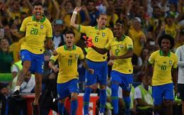 Thắng thuyết phục Peru, Brazil đăng quang ngôi vô địch Copa America sau 12 năm chờ đợi