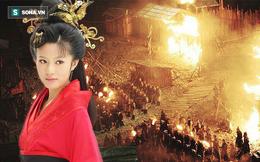 Mỹ nhân khiến đàn ông điên đảo -  họa hồng nhan vượt mặt cả Đát Kỷ trong lịch sử Trung Hoa