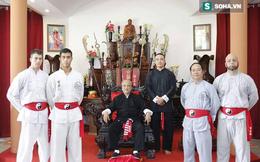 Mâu thuẫn lớn, Tổng đàn chủ Vịnh Xuân Nam Anh muốn đấu chấp đối thủ... một chân một tay