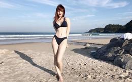 """Cận cảnh thân hình sexy khiến người khác ghen tỵ của """"bạn gái"""" Sơn Tùng MTP"""