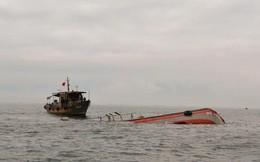 Hỗ trợ tìm kiếm 5 công dân Thái Lan mất tích trên biển do chìm tàu