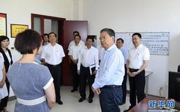 """Quan chức an ninh liên tục """"rụng"""", khu tự trị của Trung Quốc chếnh choáng vì cú sốc lớn"""