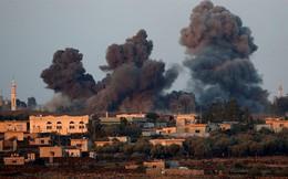 NÓNG: Israel phóng tên lửa tấn công miền Nam Syria