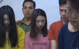 Dẫn độ gần 400 nghi phạm Trung Quốc về nước bằng đường bộ vào 3h sáng