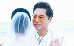 """""""Ông hoàng nhạc sến"""" Ngọc Sơn bất ngờ tung ảnh cưới, úp mở chuyện lấy vợ ở tuổi U50"""