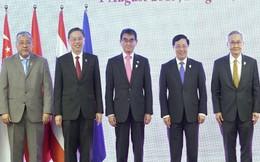 Nhật Bản chia sẻ mối quan ngại của ASEAN về tình hình Biển Đông
