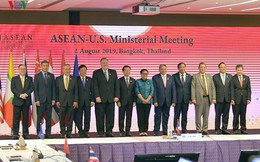 Ngoại trưởng Mỹ Mike Pompeo cam kết Mỹ là đối tác tin cậy của ASEAN