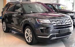 Giá xe Ford giảm sốc trong tháng 8, Explorer nhiều nhất 150 triệu đồng