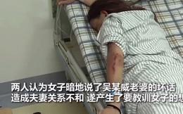 Người phụ nữ bị 2 gã đàn ông đánh đập trên đường suốt 30 phút và nguyên nhân khó chấp nhận phía sau