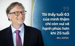 Tỉ phú Bill Gates: Chìa khóa để hạnh phúc, khỏe mạnh là làm 4 việc, không cần đến tiền