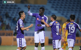 V.League 2019 Vòng 20: Hà Nội FC 5-0 Thanh Hóa