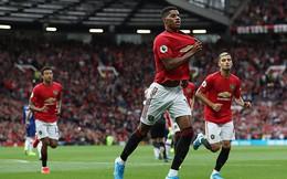 """Không thể tin nổi: Quỷ đỏ vùi dập Chelsea tan nát bằng """"siêu nhân"""" Rashford và Pogba"""