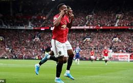 Man United 4-0 Chelsea: Daniel James đặt dấu chấm hết cho Chelsea!