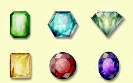 Hãy chọn viên đá quý bạn thích nhất để khám phá con người thật của bản thân