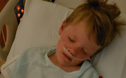 Con trai thoát chết ngoạn mục, người mẹ lên tiếng cảnh báo các phụ huynh về tai nạn kinh hoàng đứa trẻ nào cũng có thể gặp phải