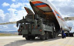 Thổ Nhĩ Kỳ sắp tiếp nhận lô hàng S-400 thứ 2 từ Nga