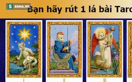 Rút một lá bài Tarot để khám phá tính cách bản thân bạn hoàn hảo đến thế nào