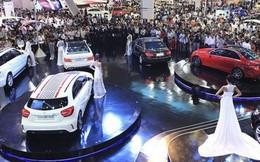 Doanh số tháng 7 giảm, thị trường ô tô đang chững lại?