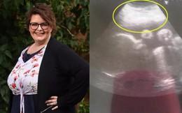 Đang mang thai tháng thứ 9, người phụ nữ đột ngột ngất xỉu trước khi phát hiện điều kỳ lạ trong buồng trứng khiến cô mãn kinh ở tuổi 23
