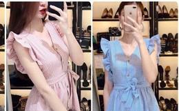 Bỏ 225k tậu váy điệu rồi nhận về đồ như... giẻ lau, cô gái vẫn lạc quan quyết không bỏ sở thích mua hàng online