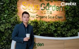 CEO Soya Garden: Việc tiêu tiền của nhà đầu tư khó gấp 10 đến 20 lần việc tiêu tiền của chính mình