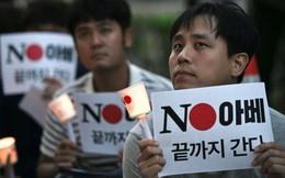 """Leo thang căng thẳng, Hàn Quốc loại Nhật Bản ra khỏi """"Danh sách Trắng"""""""