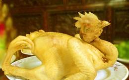 Mẹo luộc gà cúng Rằm tháng 7 vàng ươm, không bị nứt