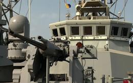 Cảnh hiếm thấy trên tàu sân bay Mỹ sẵn sàng đánh Iran